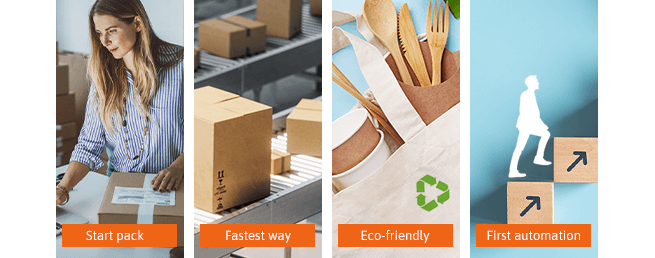 e-shop packaging solutions