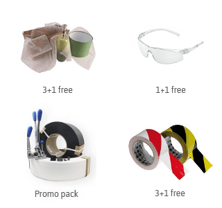 Consumables sales promotion