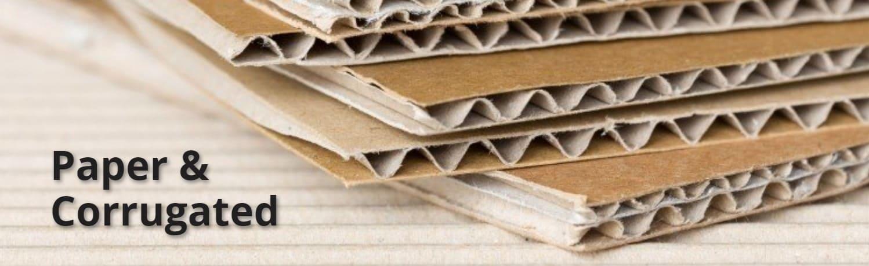 Paper & Corrugated